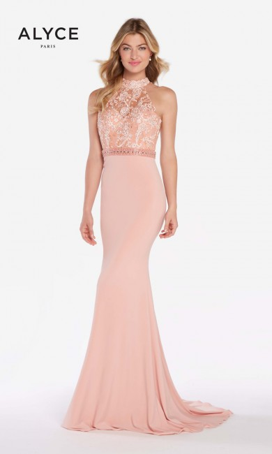 Alyce Paris 60024 Strappy Back Formal Dress