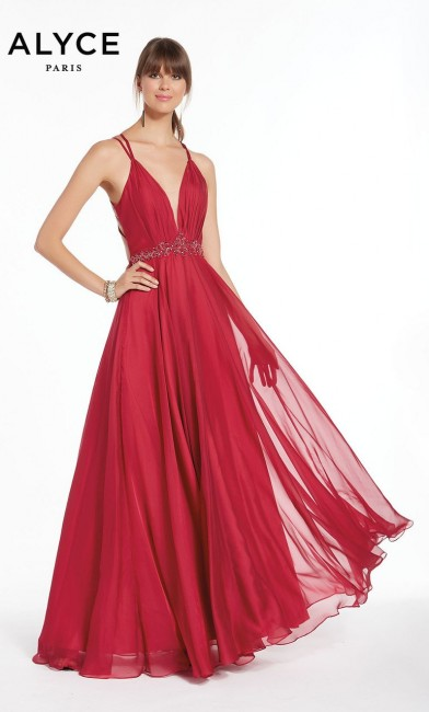 f874f48dc124 Alyce Paris 1382 Dress - MadameBridal.com