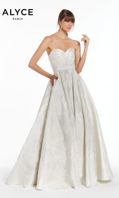 b620decff86c Alyce Paris 1436 Dress - MadameBridal.com