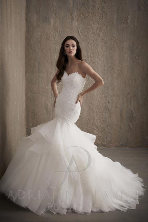 Adrianna Papell 31012 Jaynee Wedding Dress
