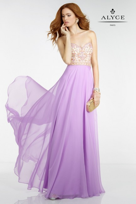 Alyce Paris 6508 Prom Dress