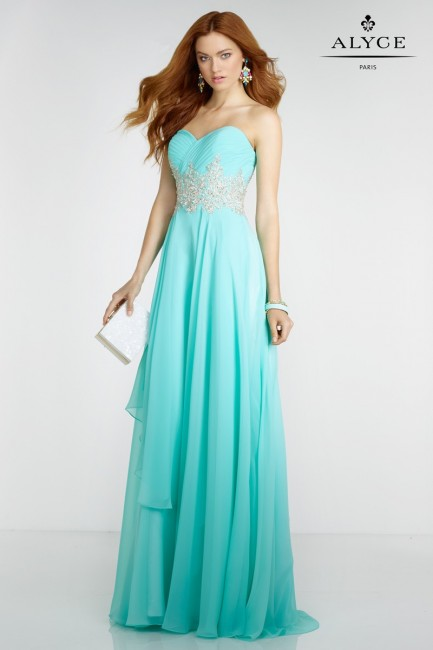 Alyce Paris 6519 Prom Dress