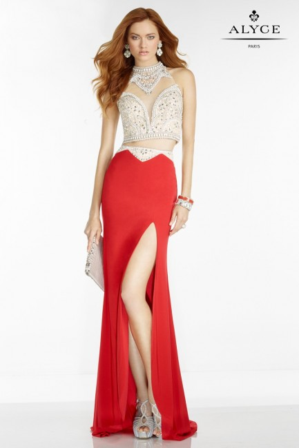 Alyce Paris 6536 Prom Dress