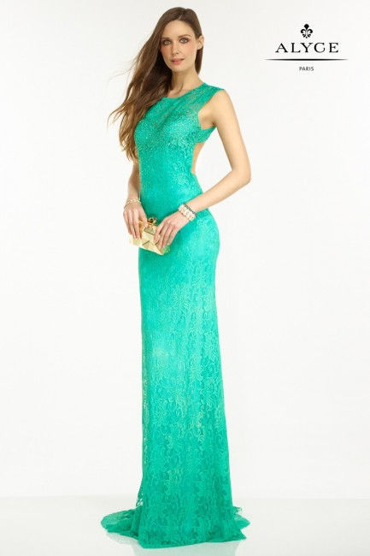Alyce Paris B Dazzle 35790 Prom Dress