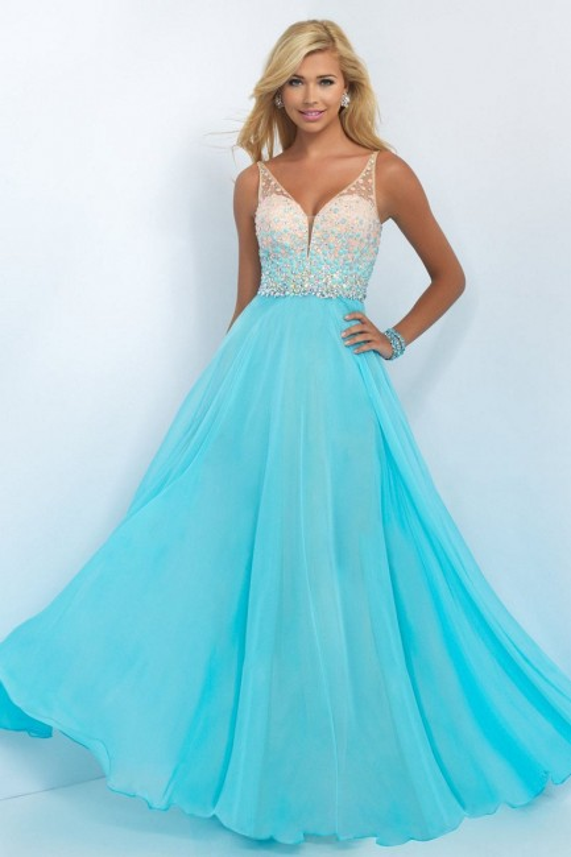 Blush 11087 Prom Dress