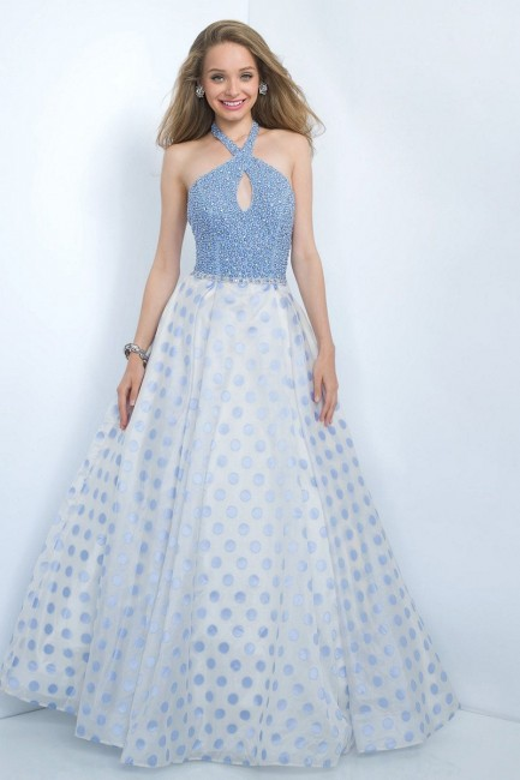 Blush 5516 Prom Dress