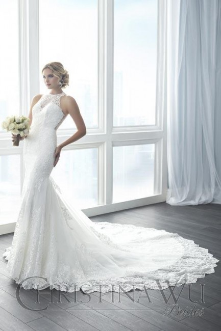 Christina Wu 15620 Wedding Dress