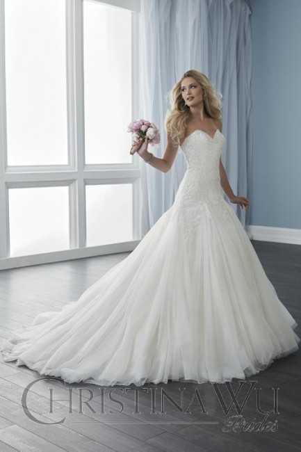 Christina Wu 15624 Wedding Dress