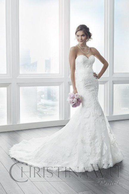 Christina Wu 15627 Wedding Dress
