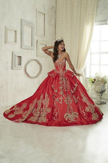 House Of Wu 26842 Quinceanera Dress