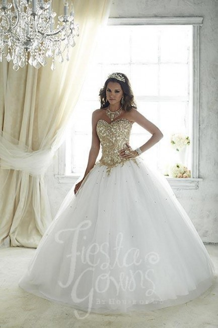 House of Wu 56286 Quinceanera Dress