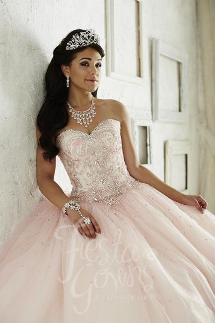 House of Wu 56287 Quinceanera Dress