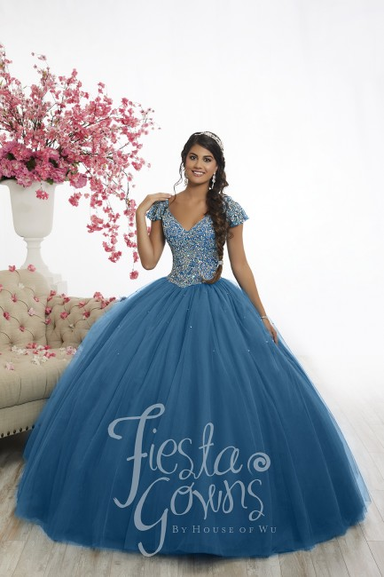 Fiesta Gowns by House of Wu - Dress Style 56335