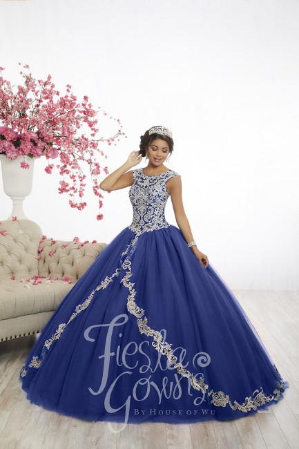Fiesta Gowns by House of Wu - Dress Style 56336