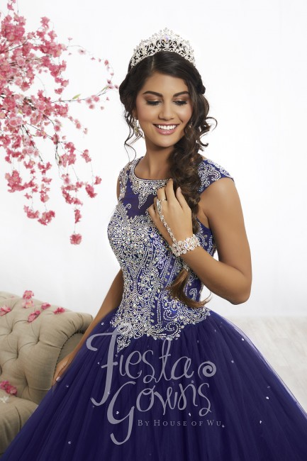 Fiesta Gowns by House of Wu - Dress Style 56338