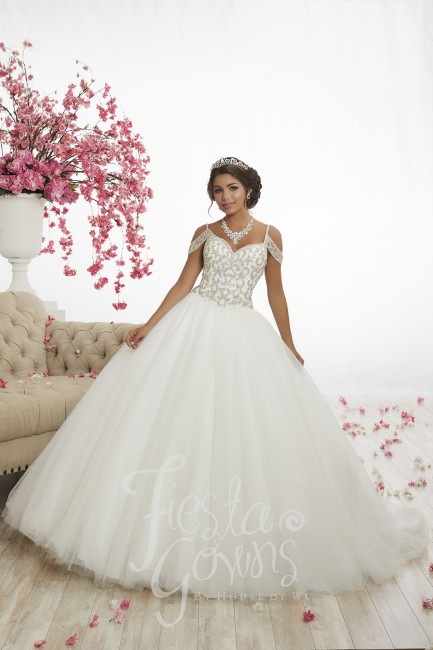 Fiesta Gowns by House of Wu - Dress Style 56342