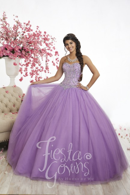 Fiesta Gowns by House of Wu - Dress Style 56343
