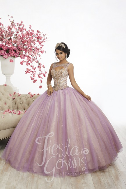 Fiesta Gowns by House of Wu - Dress Style 56344