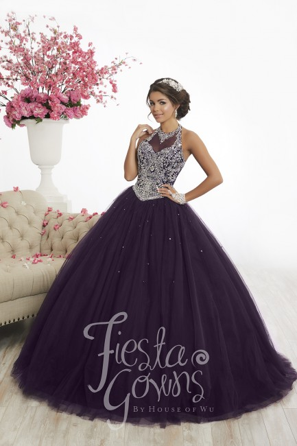 Fiesta Gowns by House of Wu - Dress Style 56345