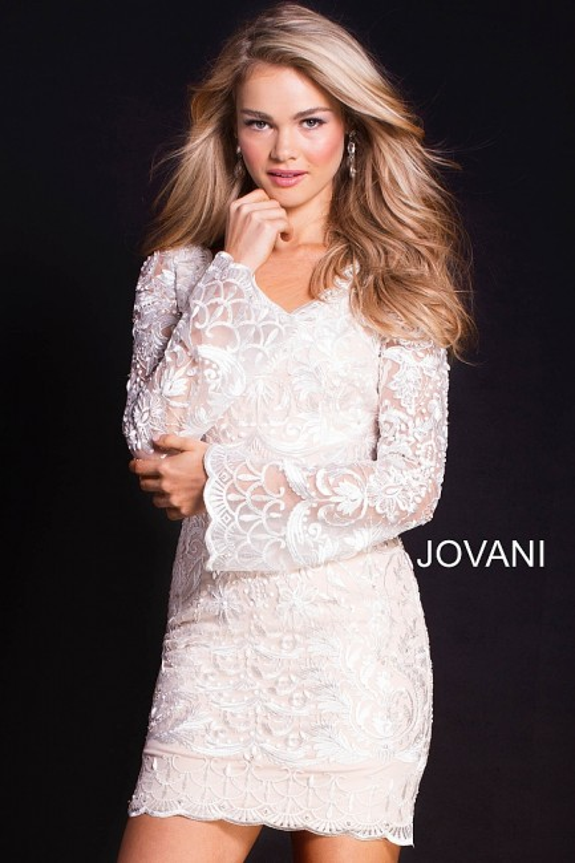 Jovani - Dress Style 50420