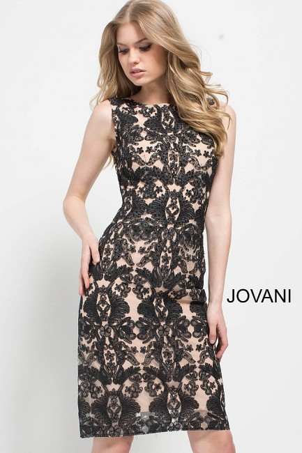Jovani 50974 Short Dress