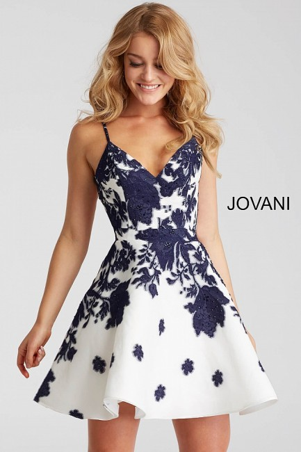 Jovani 53204 Homecoming Dress