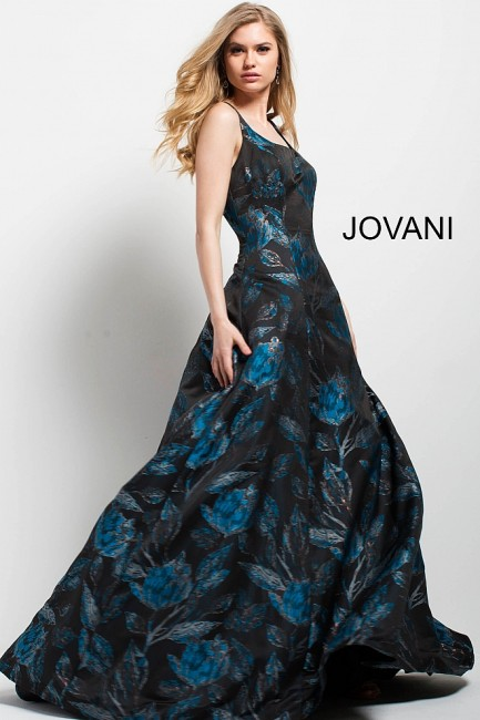 Jovani 55094 Princess-Style Evening Gown