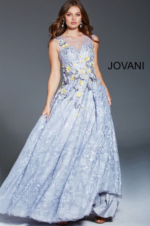 Jovani - Dress Style 60657