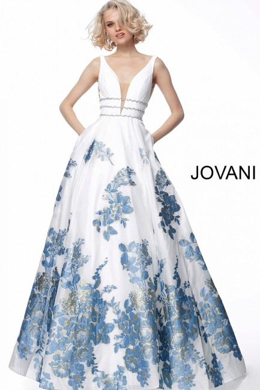 Jovani - Dress Style 67037