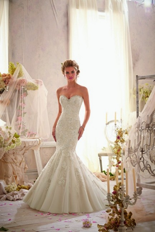 Mori Lee 2623 Wedding Dress