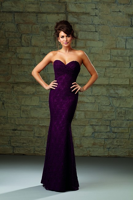 Mori Lee 726 Bridesmaid Dress