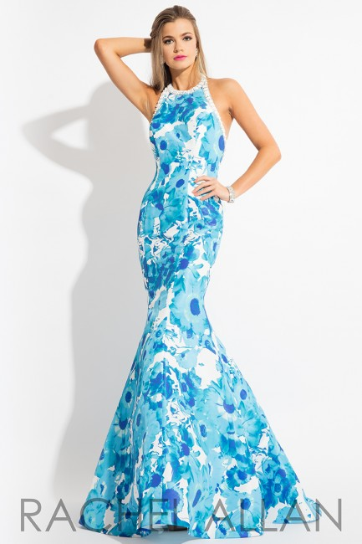 Rachel Allan Princess 2100 Dress