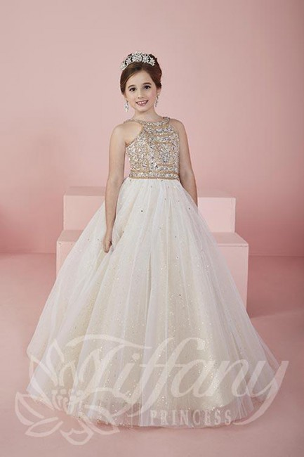 Tiffany Princess 13462 Pageant Dress