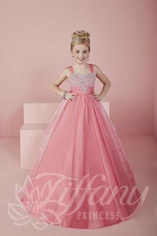 Tiffany Princess 13477 Pageant Dress