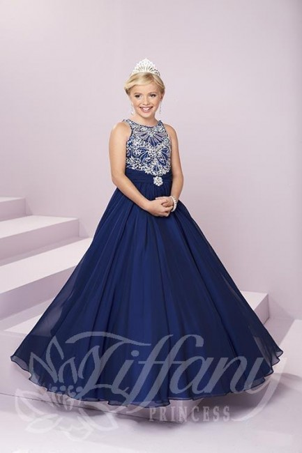 Tiffany Princess 13488 Pageant Dress Madamebridal Com