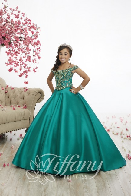 Tiffany Princess - Dress Style 13516