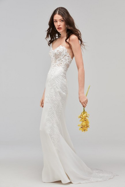Willowby 59400 Haizea Strapless Wedding Dress