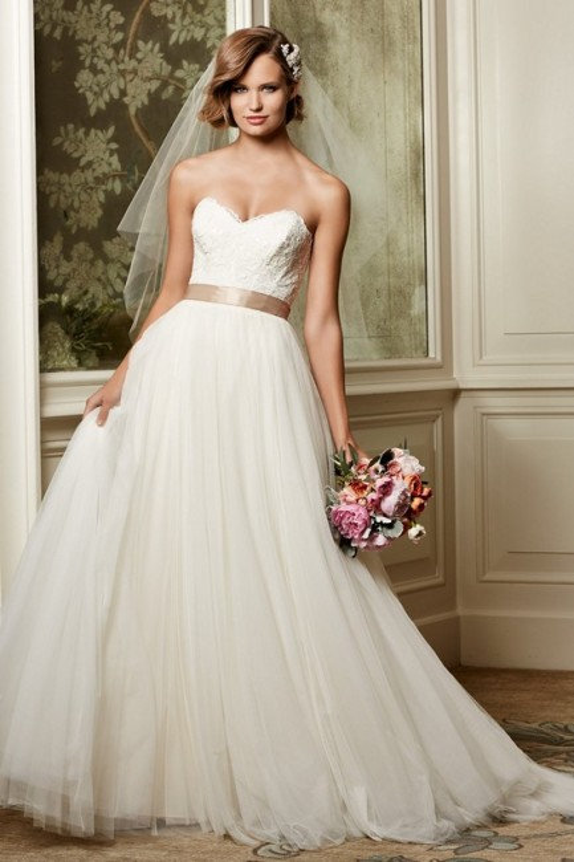 WTOO 13704 Agatha Wedding Dress