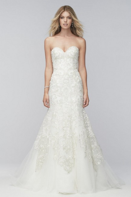 WTOO 16720B Maggie Wedding Dress