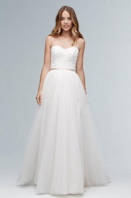 WTOO 16730 Sabine Wedding Dress