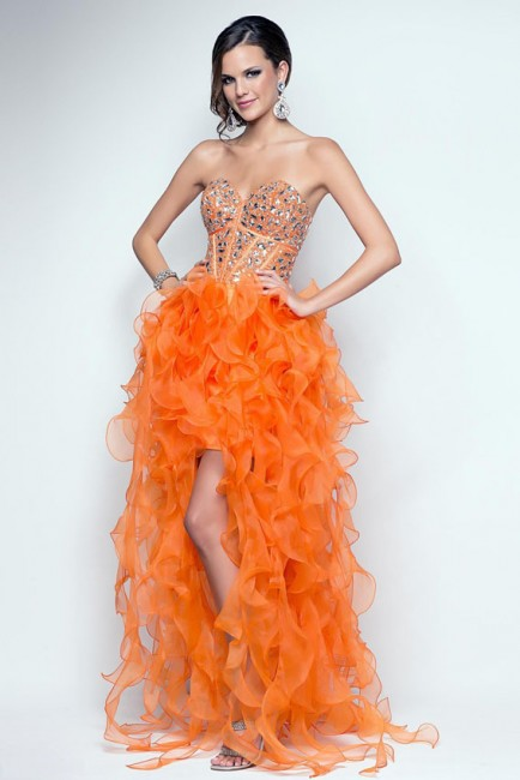 Blush 9560 Prom Dress