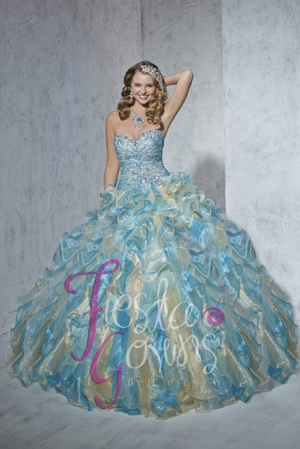 House of Wu 56251 Quinceanera Dress