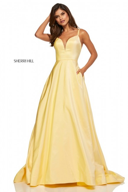 Sherri Hill - Dress Style 52506
