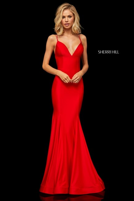 Sherri Hill - Dress Style 52779