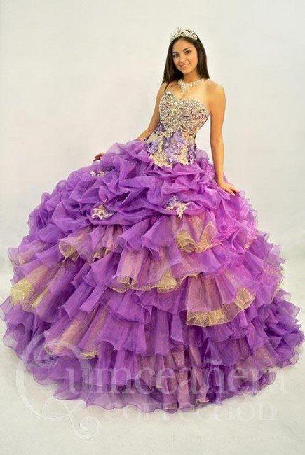 House Of Wu 26781 Quinceanera Dress