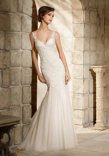 Mori Lee 5365 Wedding Dress