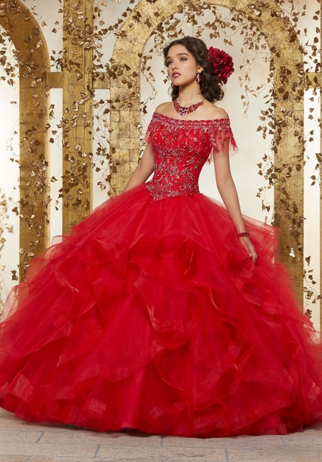 Mori Lee - Dress Style 89237