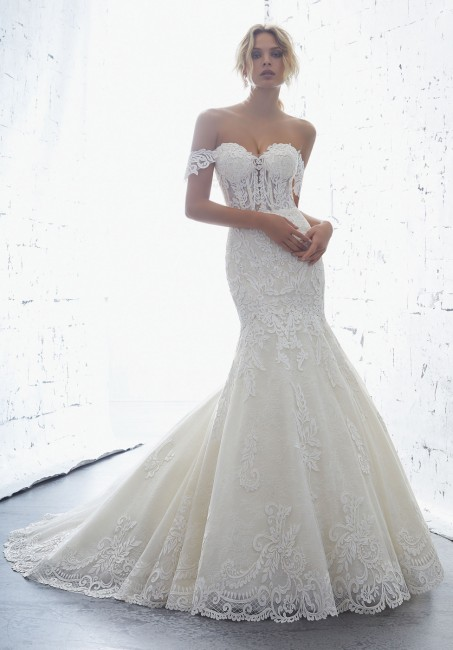 Mori Lee Angelina Faccenda - Dress Style 1707 Kahlo