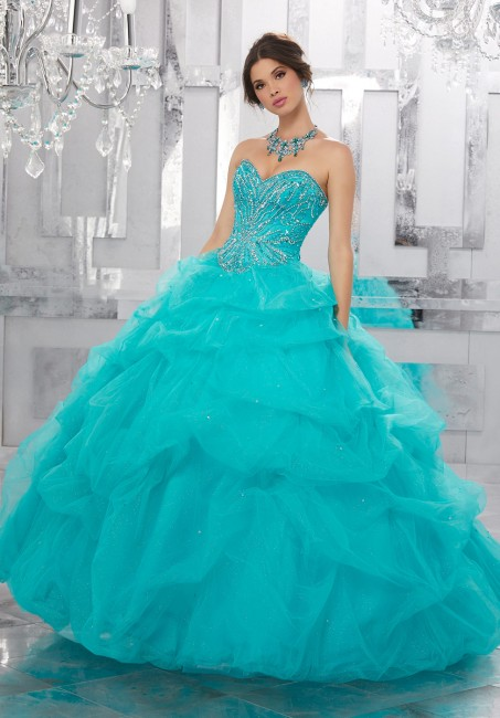 Mori Lee Valencia 60022 Quinceanera Dress