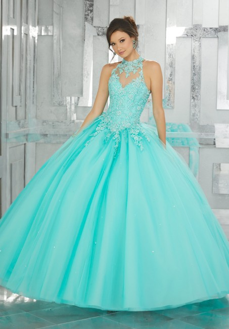Mori Lee Valencia 60023 Quinceanera Dress